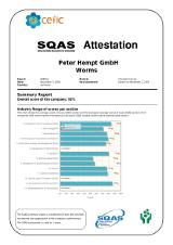 Bild: SQAS-Beurteilung Transport von 2020